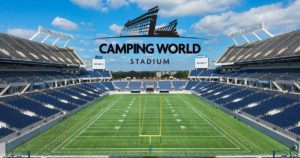 Camping World Stadiums TV Management