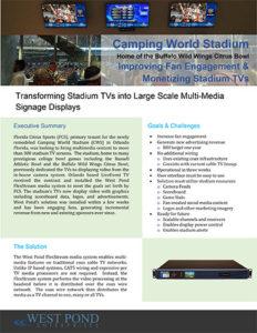 Camping World AV Case Study