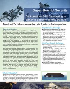 Datacasting Enhanced Security