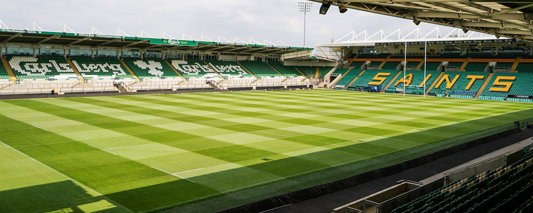 West Pond and Shine Systems Team Up To Enhance Fan Experience At Franklin's Gardens Stadium