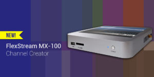 West Pond Announces the MX-100
