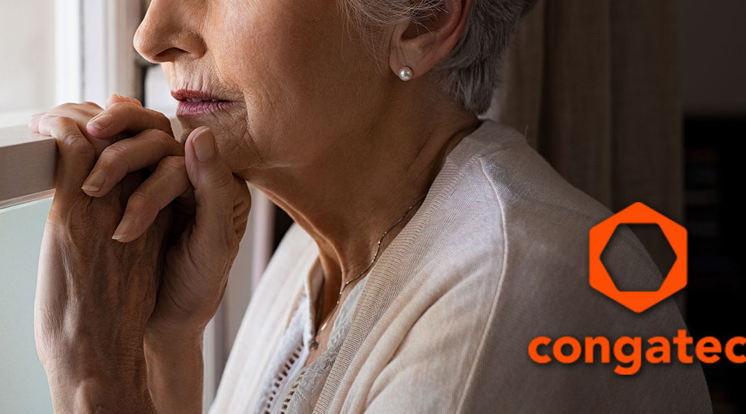 congatec pays credit to West Pond for its social isolation breaking technology